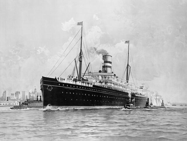 Potsdam Steamship