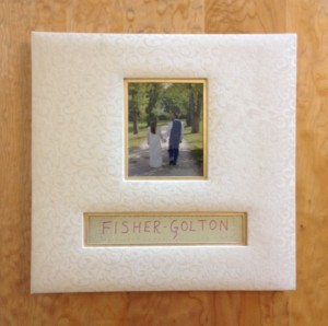 WeddingAlbumFisherGolton